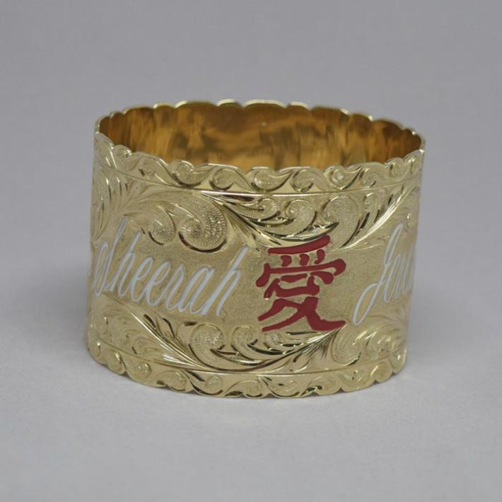 腕輪ゴールド(オーダーメイド商品)予約金