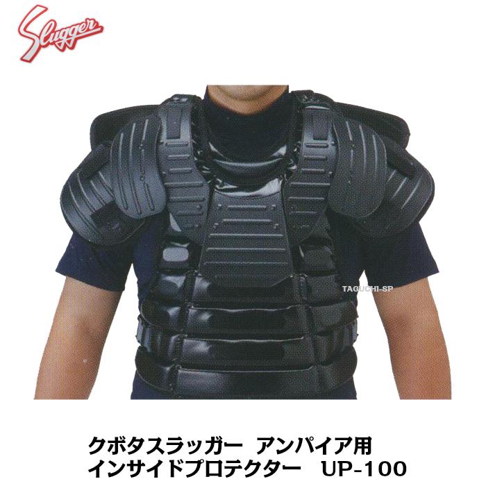 久保田スラッガー アンパイア用 インサイドプロテクター  UP-100【審判用品】