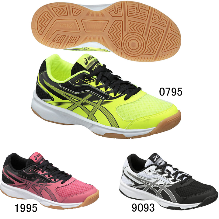 Kids sale for the volleyball shoes up coat 2 GS TVR151 UPCOURT 2 GS child for the asics youth
