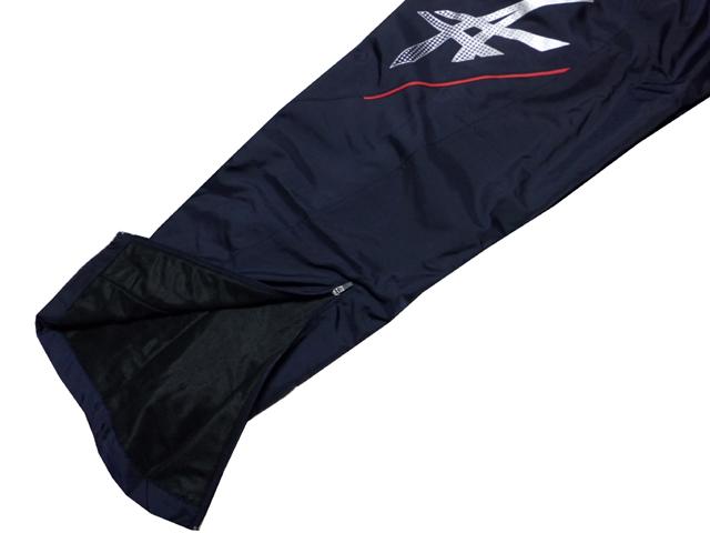 亚瑟士风衣上下安排果酱G AS2 XAW50K/XAW60K衣料:针织品起毛