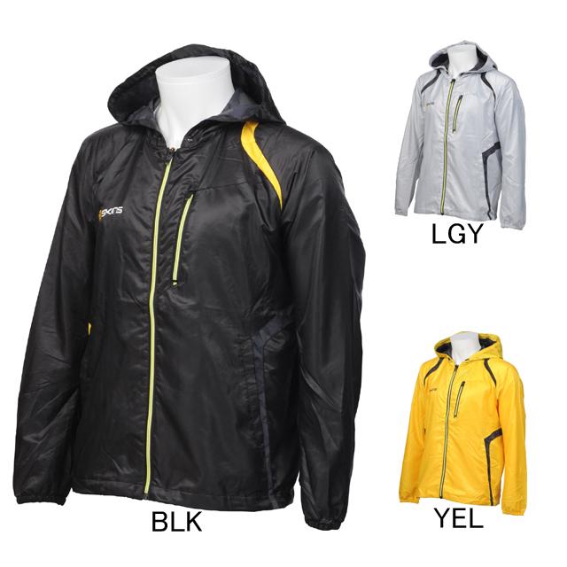 Model skins hooded windbreaker jacket SAF5503 lining mesh 2015