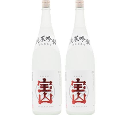 コシヒカリ純米吟醸 1800ml 2本セット 日本酒飲み比べセット