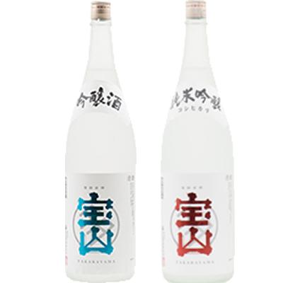 吟醸 一滴一涼 1800ml コシヒカリ純米吟醸 1800ml 2本セット 日本酒飲み比べセット