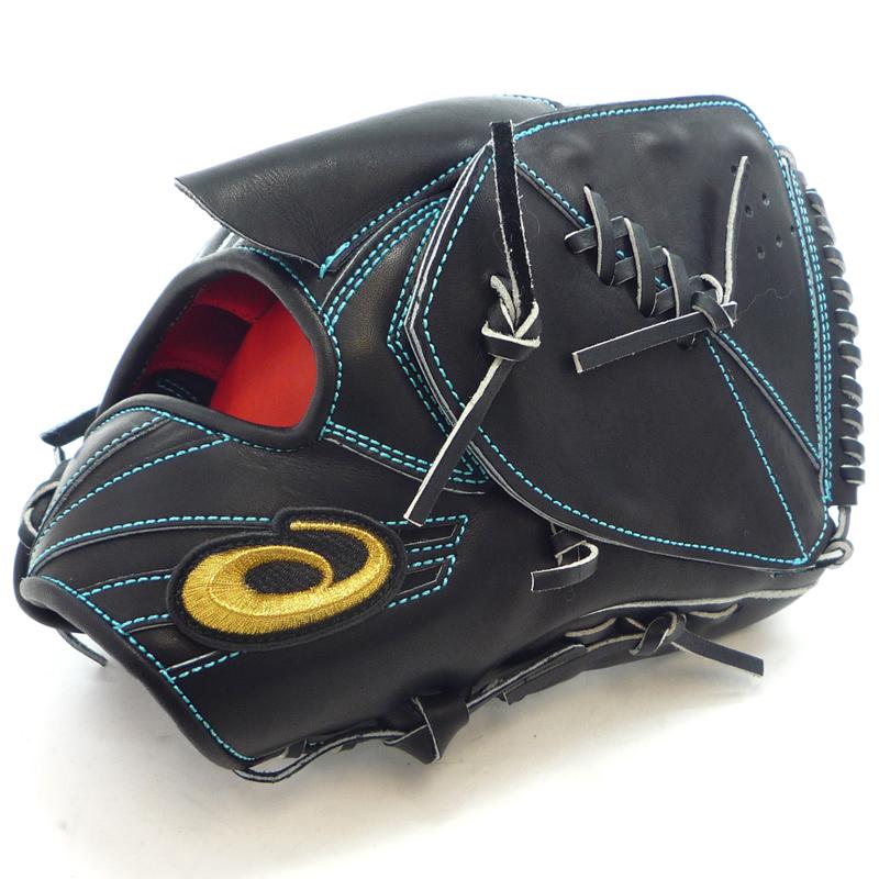 【asics】アシックス 野球館オリジナル 硬式グローブ ゴールドステージ投手用 オーダーグラブ asics-32