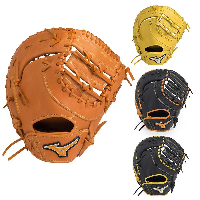 【MIZUNO】ミズノ ソフトボール3号用グローブ エレメントフュージョン 一塁手・捕手兼用 1ajcs18410