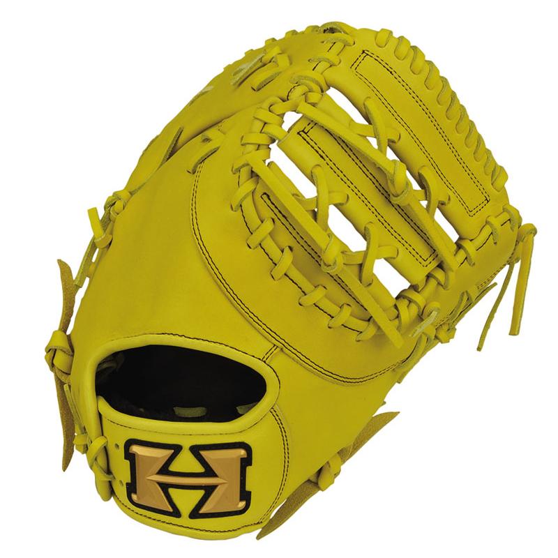 【Hi-GOLD】ハイゴールド 少年軟式グローブ ルーキーズ 一塁手用 rkg-190f