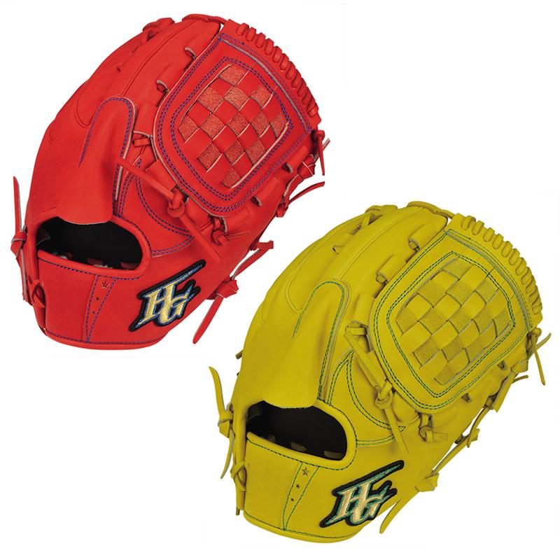 【Hi-GOLD】ハイゴールド 硬式グローブ 技極プロフェッショナル 投手用 wkg-1061