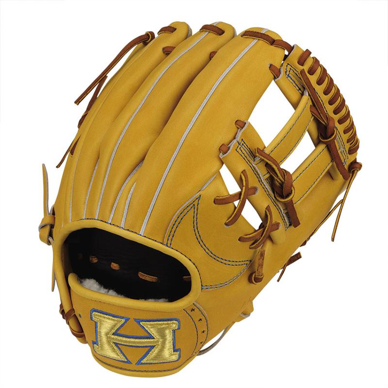 【Hi-GOLD】ハイゴールド 硬式グローブ 技極スペシャル 二塁手 遊撃手用 wkg-4026-ccrk