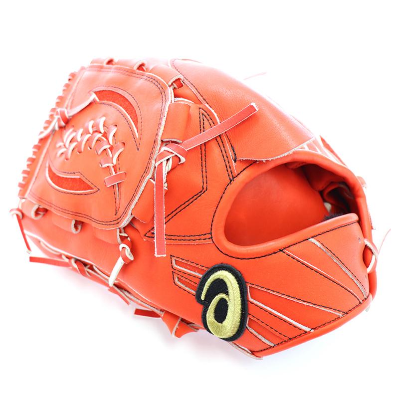 【asics】アシックス 野球館オリジナル 硬式グローブ ゴールドステージ投手用 オーダーグラブ asics-49