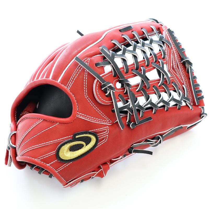 【asics】アシックス 野球館オリジナル 硬式グローブ ゴールドステージ外野手用 オーダーグラブ asics-92