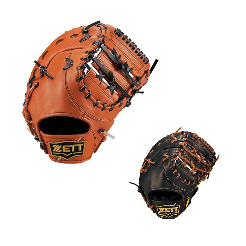 【ZETT】ゼット 少年軟式グローブ グランドヒーローライジング 一塁手用 bjfb71813