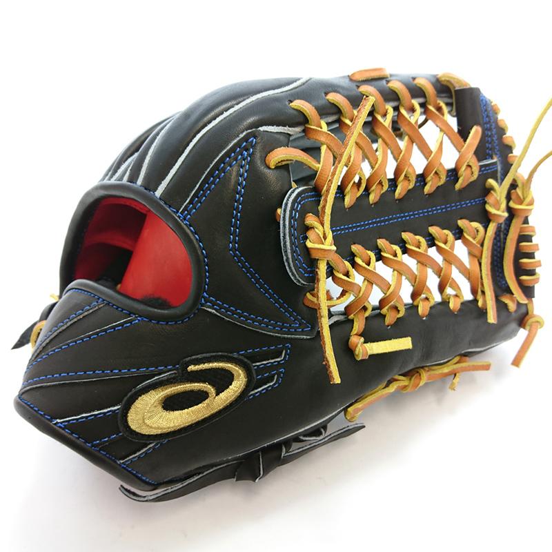 【asics】アシックス 野球館オリジナル 硬式グローブ ゴールドステージ外野手用 オーダーグラブ asics-37