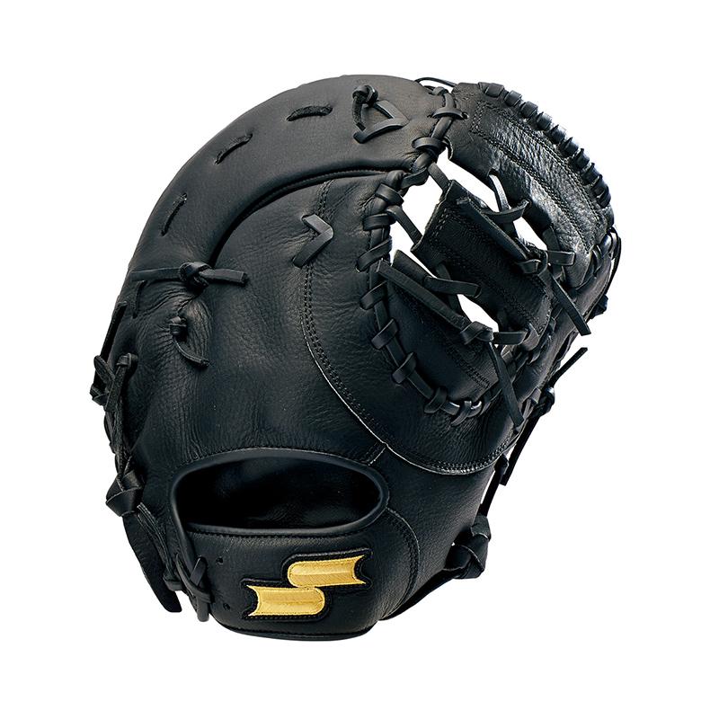 【SSK】エスエスケイ 軟式ソフトボール兼用グローブ ゴッドナイン 一塁手用 gnf803