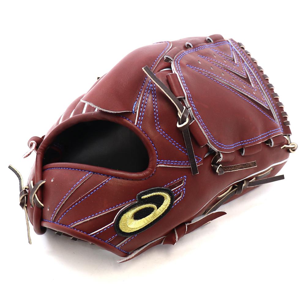 【asics】アシックス 野球館オリジナル 硬式グローブ ゴールドステージ投手用 オーダーグラブ asics-112