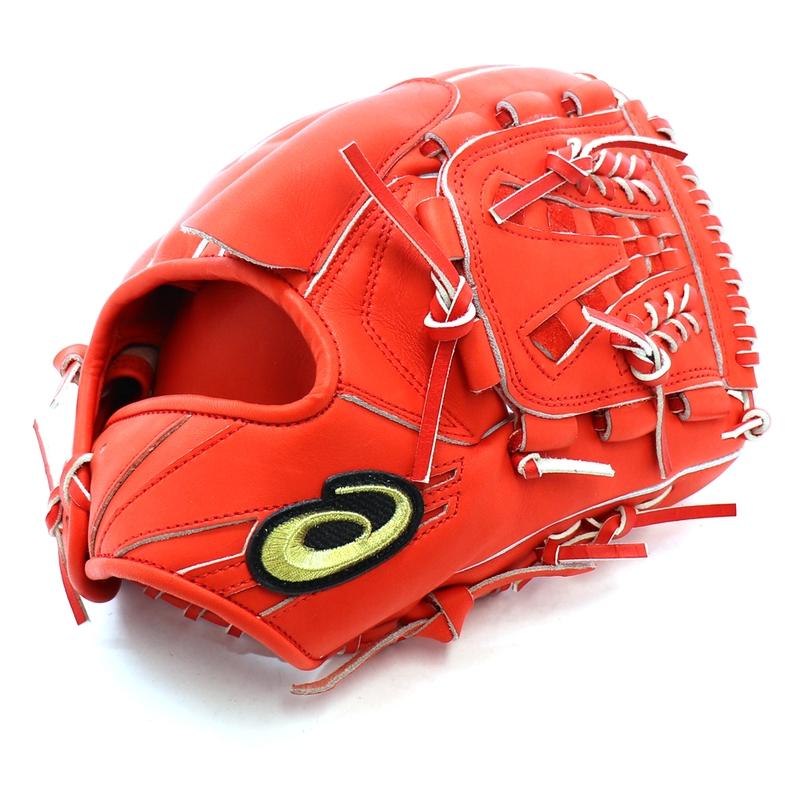 【asics】アシックス 野球館オリジナル 硬式グローブ ゴールドステージ投手用 オーダーグラブ asics-126
