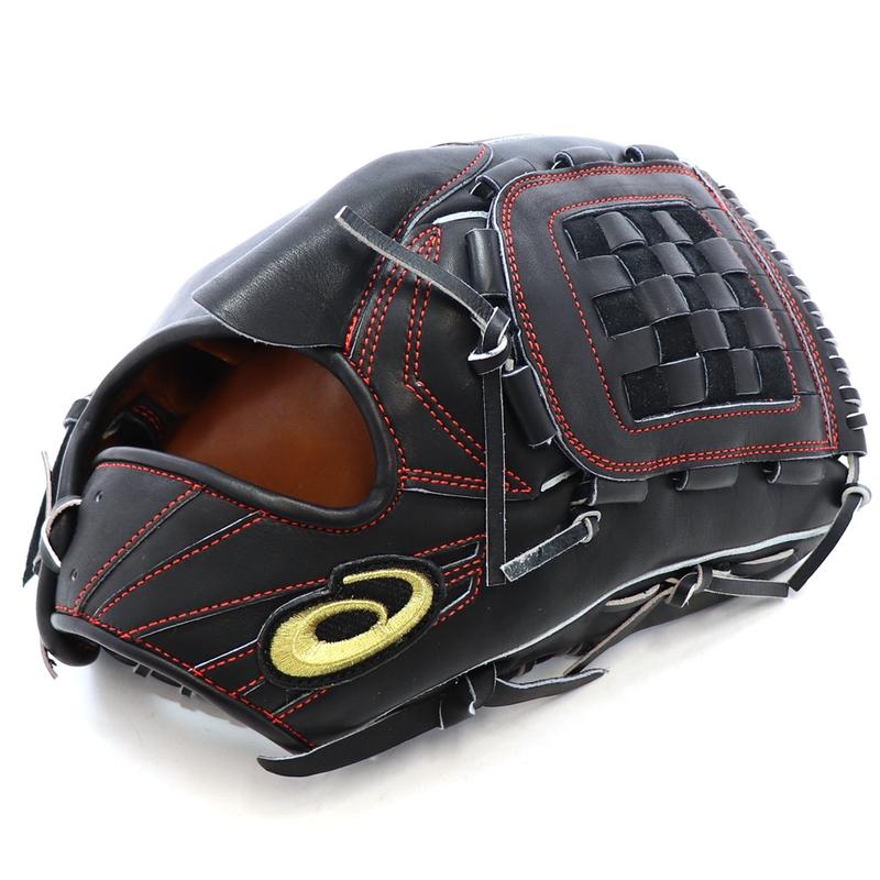 【asics】アシックス 野球館オリジナル 硬式グローブ ゴールドステージ投手用 オーダーグラブ asics-137