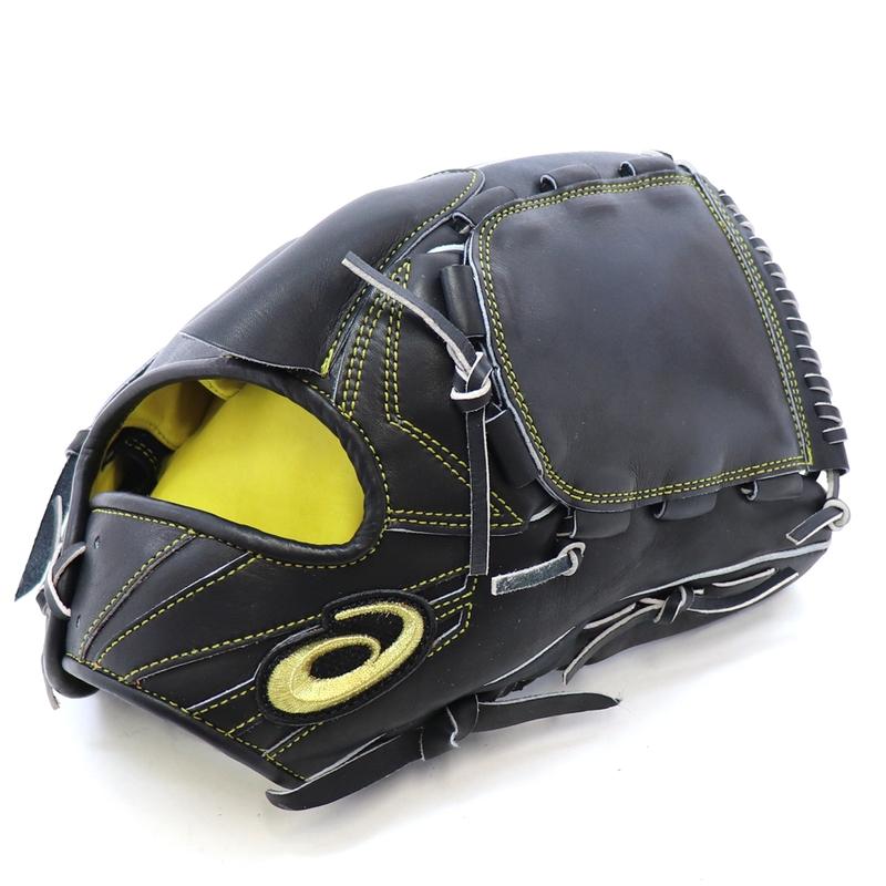 【asics】アシックス 野球館オリジナル 硬式グローブ ゴールドステージ投手用 オーダーグラブ asics-139