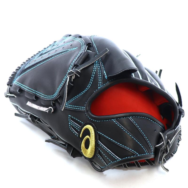 【asics】アシックス 野球館オリジナル 硬式グローブ ゴールドステージ投手用 オーダーグラブ asics-143