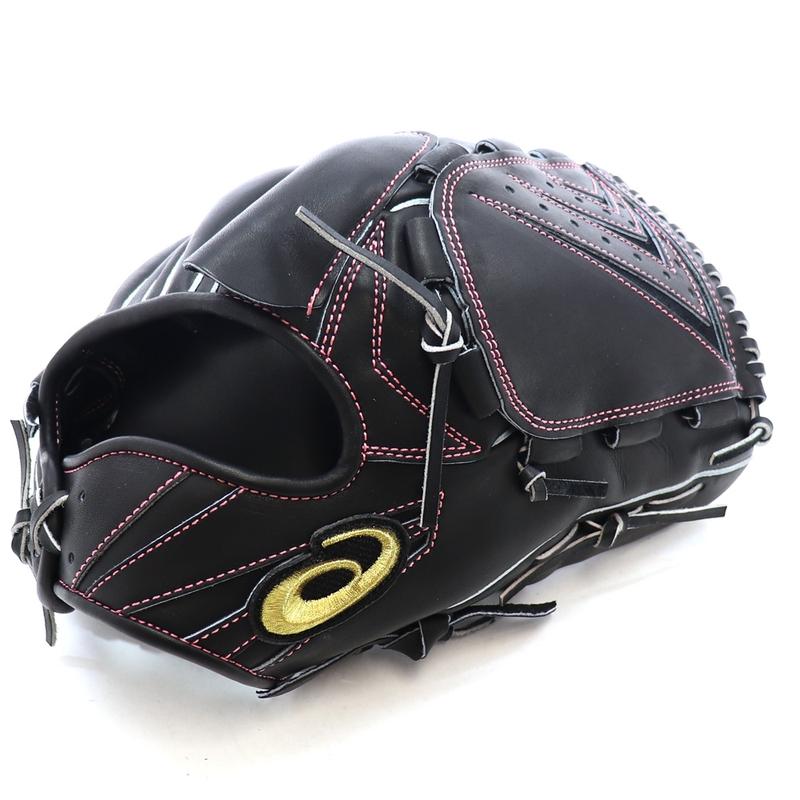 【asics】アシックス 野球館オリジナル 硬式グローブ ゴールドステージ投手用 オーダーグラブ asics-145