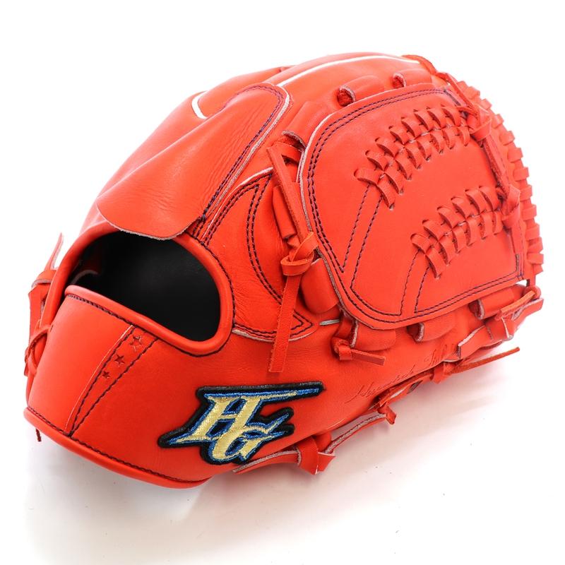 【Hi-GOLD】ハイゴールド 野球館オリジナル 硬式グローブ ハイゴールド投手用 オーダーグラブ higold-3