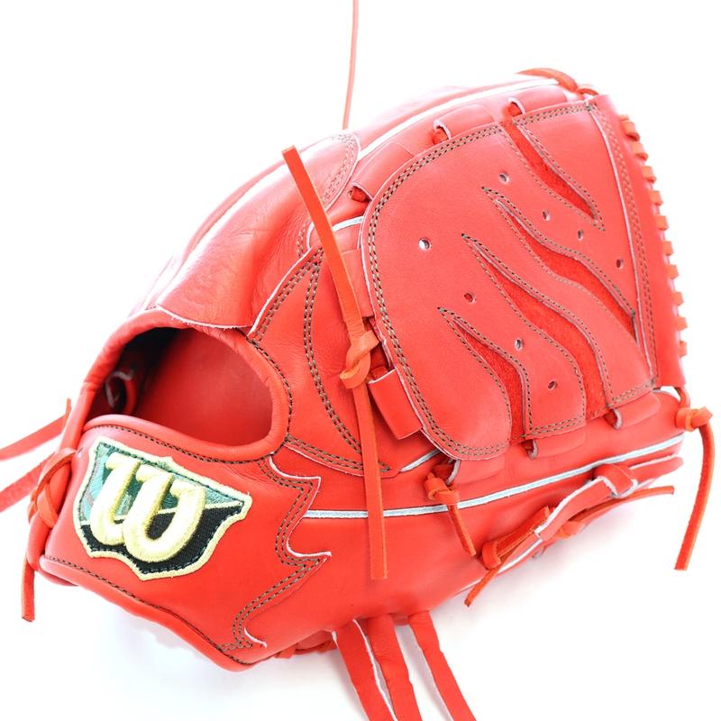 【wilson】ウィルソン 野球館オリジナル 硬式グローブ ウィルソン投手用 オーダーグラブ wilson-22