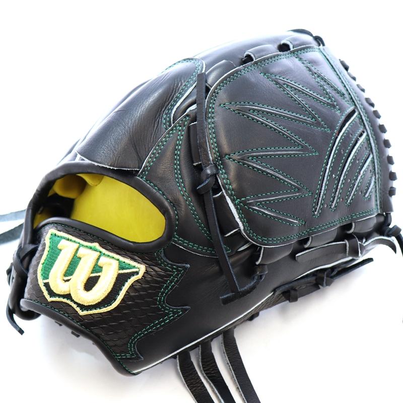 【wilson】ウィルソン 野球館オリジナル 硬式グローブ ウィルソン投手用 オーダーグラブ wilson-30