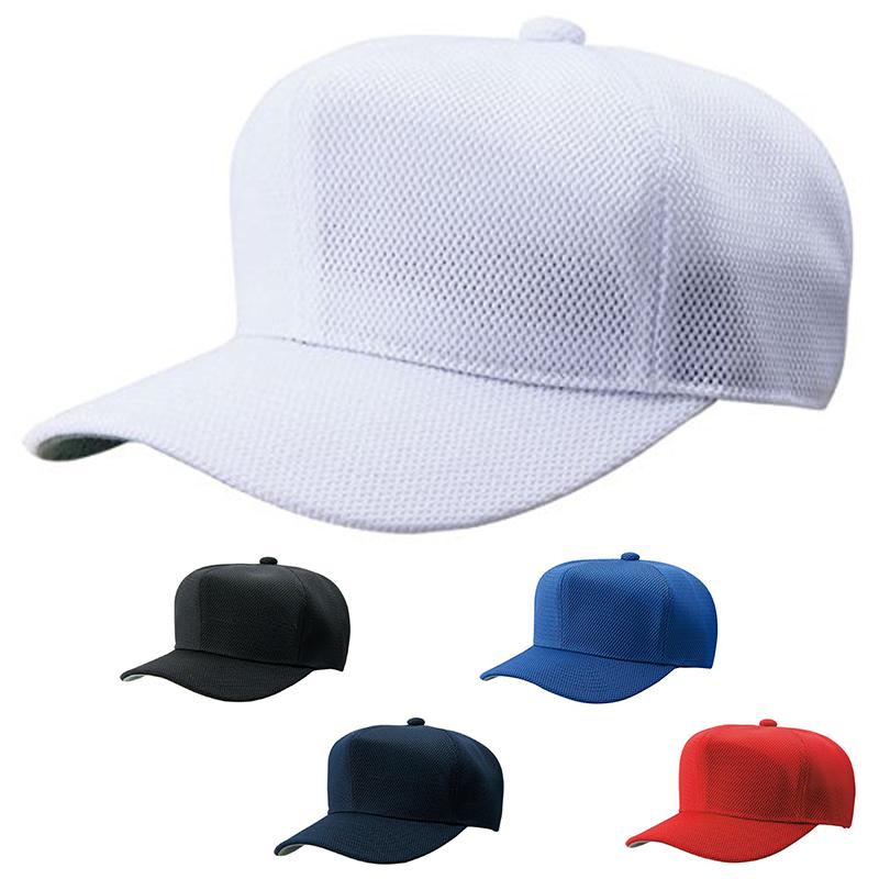 少年サイズ対応 ZETT ゼット 業界No.1 ウェア 人気ブレゼント! 野球 ダブルメッシュ 六方角型 帽子 bh132