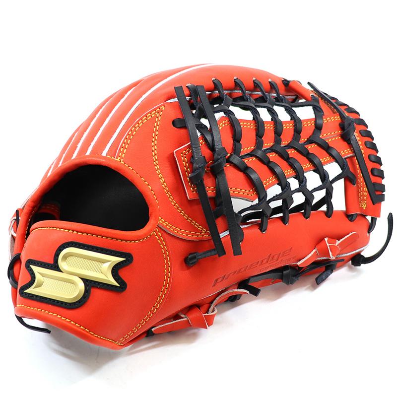 【SSK】エスエスケイ 野球館オリジナル 硬式グローブ プロエッジ 外野手用 オーダーグラブ ssk-74