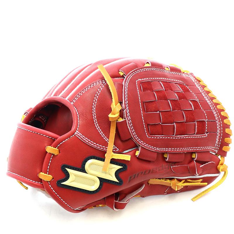 【SSK】エスエスケイ 野球館オリジナル 硬式グローブ プロエッジ 内野手用 オーダーグラブ ssk-94