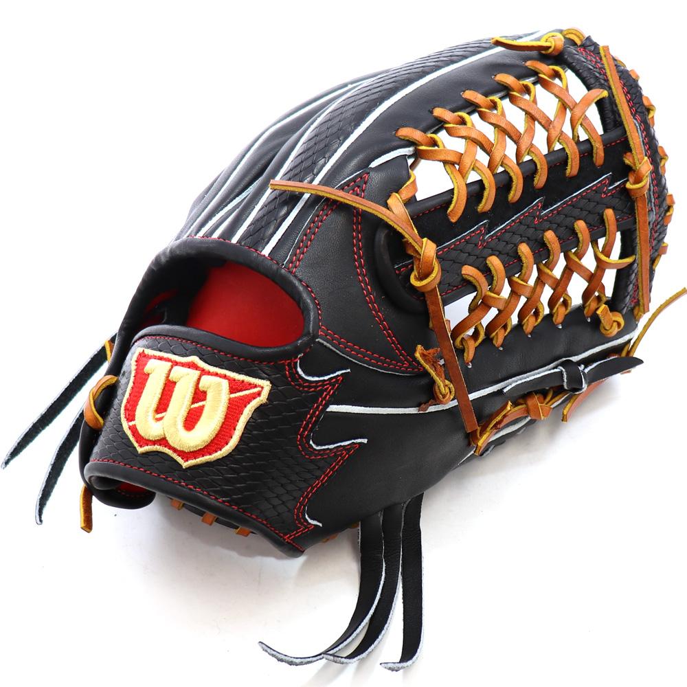 【wilson】ウィルソン 野球館オリジナル 硬式グローブ ウィルソン外野手用 オーダーグラブ wilson-35