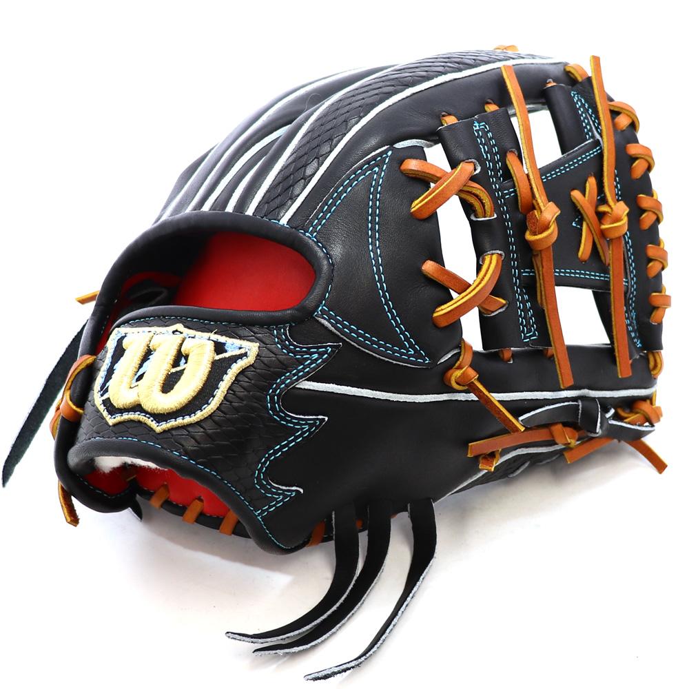 【wilson】ウィルソン 野球館オリジナル 硬式グローブ ウィルソン内野手用 オーダーグラブ wilson-40