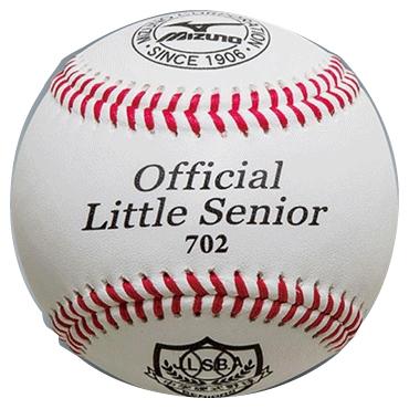【MIZUNO】ミズノ 硬式ボール 702リトルシニア試合球 1ダース売り 1bjbl70210