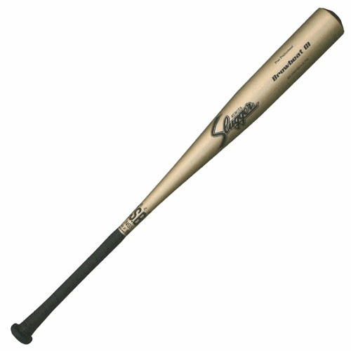 軟式 バット 金属バット 【久保田スラッガー】軟式金属バット Browbeat G1 シャンパンゴールド83cm/740g平均 bat-84b(ka-6083b)【コンビニ受け取り不可】