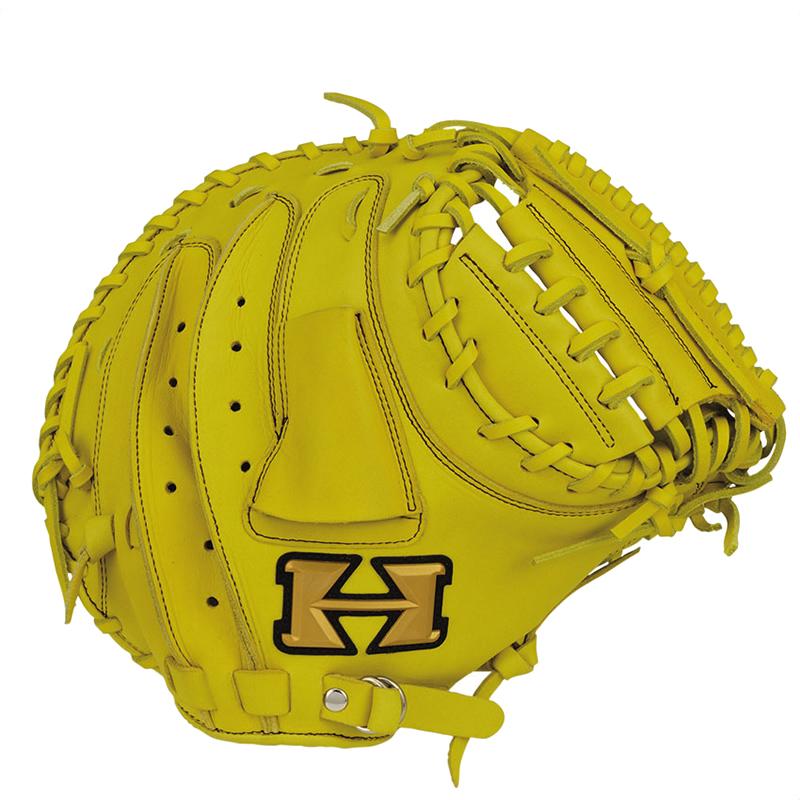 【Hi-GOLD】ハイゴールド 少年軟式グローブ ルーキーズ 捕手用 rkg-190m