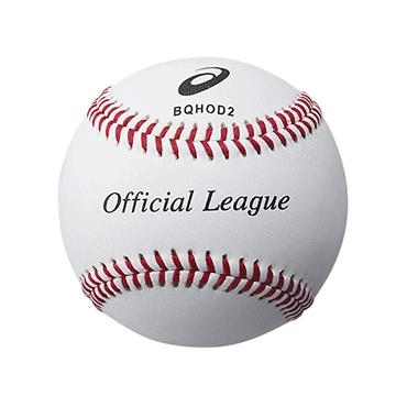 【asics】アシックス 硬式用ボール 高校生 試合用 1ダース bqhod2