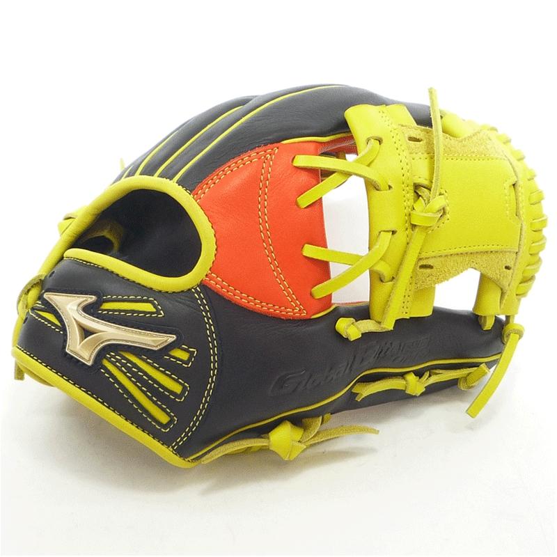 【MIZUNO】ミズノ 野球館オリジナル 少年軟式グローブ グローバルエリートRG L寸 オーダーグラブ ge-jr6