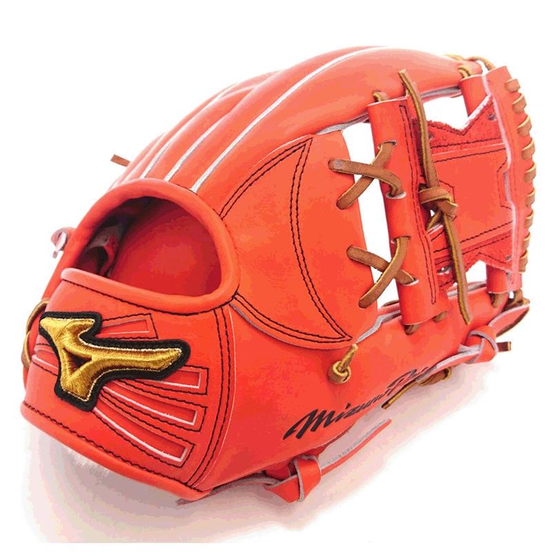 【MIZUNO】ミズノ 野球館オリジナル 硬式グローブ ミズノプロ内野手用 オーダーグラブ mp-16