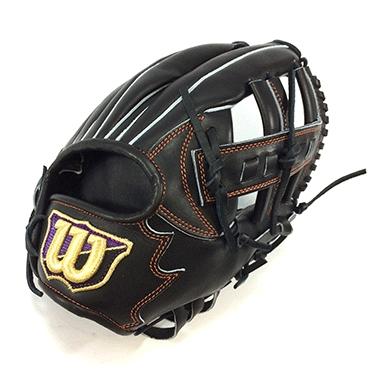 【wilson】ウィルソン 野球館オリジナル 硬式グローブ 内野手用 オーダーグラブ wilson-17