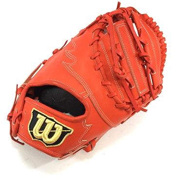 【wilson】ウィルソン 野球館オリジナル 硬式グローブ 一塁手用 オーダーグラブ ファーストミット wilson-2