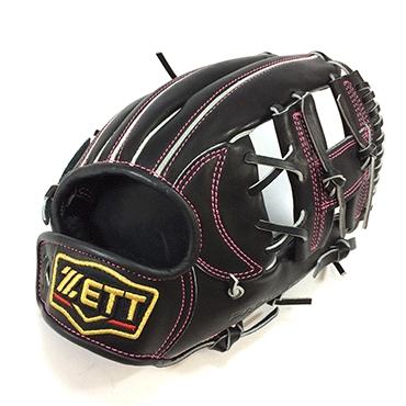 【ZETT】ゼット 野球館オリジナル 硬式グローブ プロステイタス 二塁手用 オーダーグラブ ZETT-31