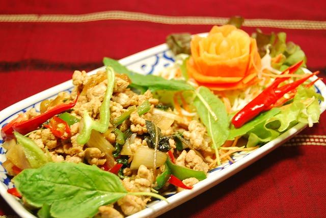 ☆ galpao 的家伙 ☆ 炒鸡泰国草药) 最受欢迎泰国菜 !