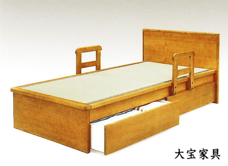 畳ベッド(シングル) 平戸2型