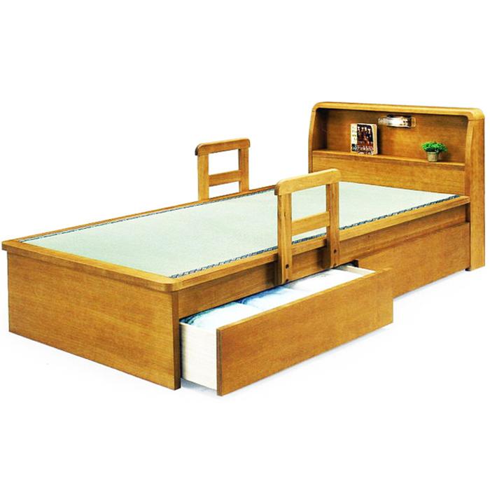 畳ベッド(シングル) 平戸3型