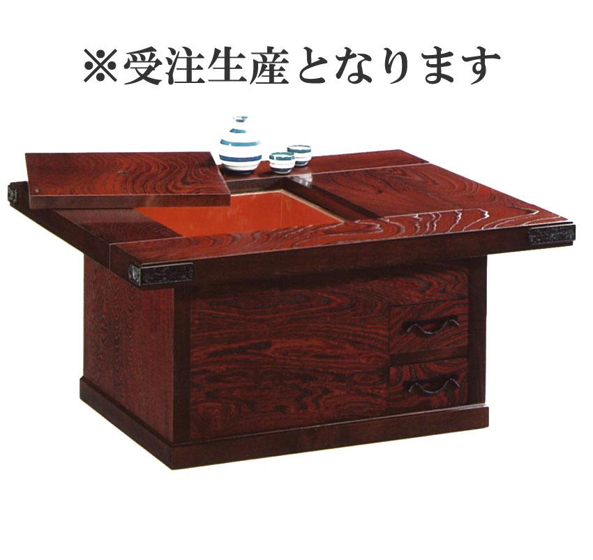【受注生産】吉野民芸 90cm 小火鉢