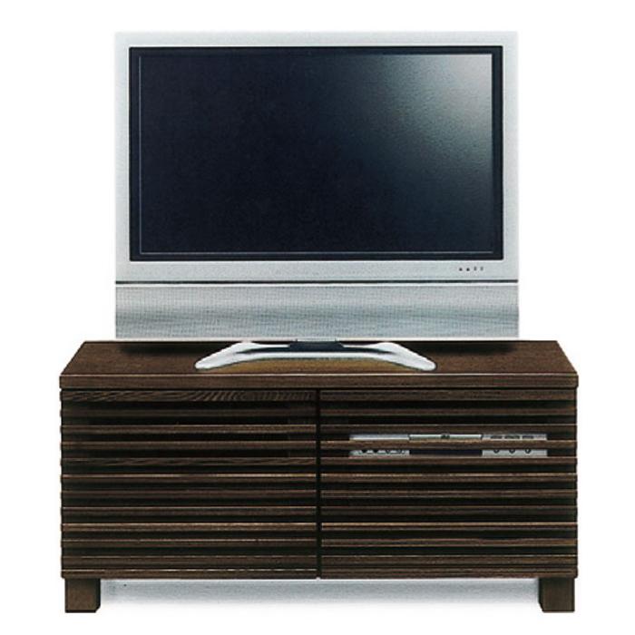 テレビ台 テレビボード 完成品 幅100cm ローボード TVボード タモ無垢 木製 格子 ガラス 引き出し おしゃれ リビング収納 リビングボード 和モダン 日本製