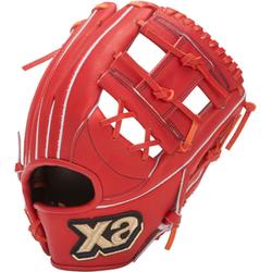 ザナックス軟式グラブザナパワーBRG-6320 出荷 DR20 永遠の定番モデル 内野手用
