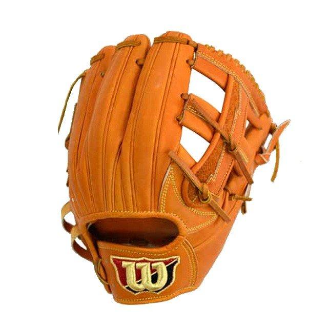 ウィルソンWilson硬式グラブ内野手用WTAHWSDKT22Eオレンジ 特別セール品 激安セール