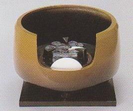 茶道具遠赤外線 炭型 炭型 電熱器特殊合金 面取風炉YU-504-3P強弱切替スイッチ付, ザオウマチ:fe8984f3 --- sunward.msk.ru