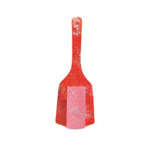 スペシャル鳴子 一枚バチ オレンジ (さくら) 5組セット