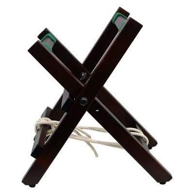 平胴太鼓用 X台 1尺2寸用 締太鼓兼用 【1尺2寸用】【平胴太鼓用台】